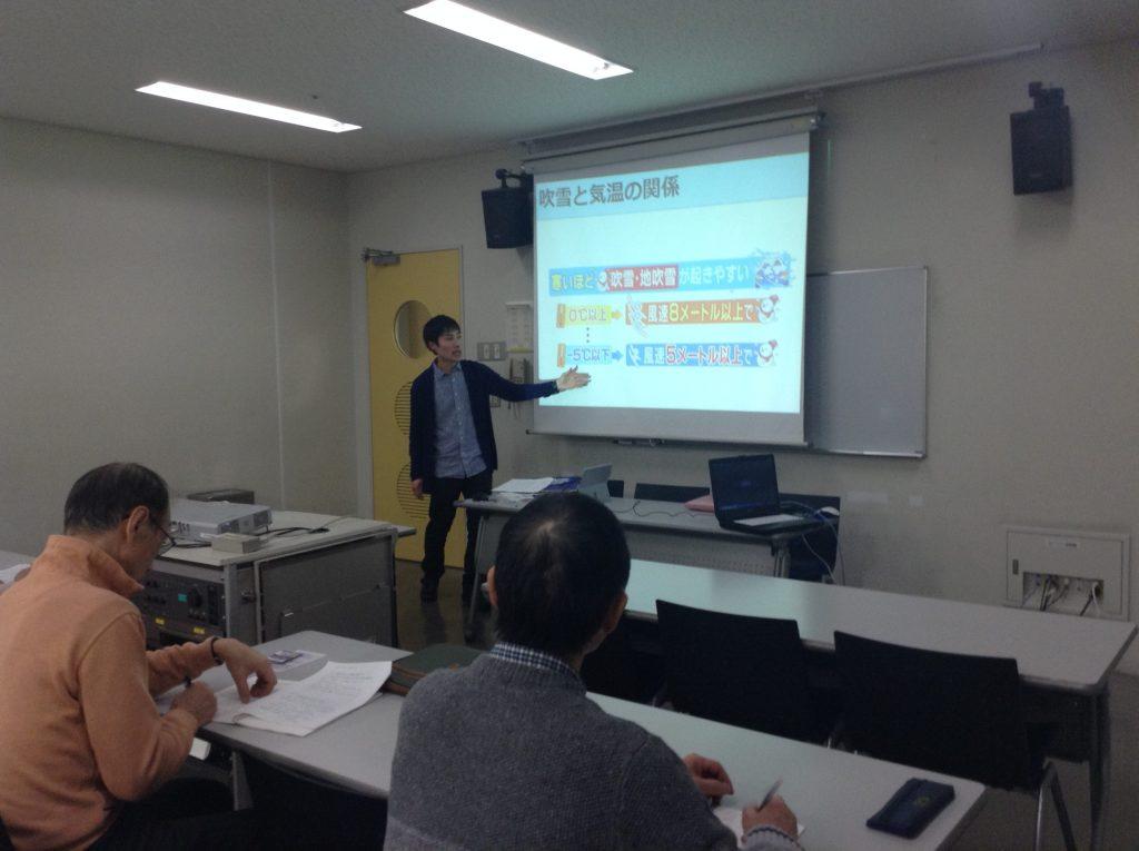 前回のちえりあ講座の様子②(2017年1月~2月)